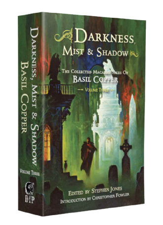 Darkness Mist & Shadow Volume 3 [Paperback] by Basil Copper